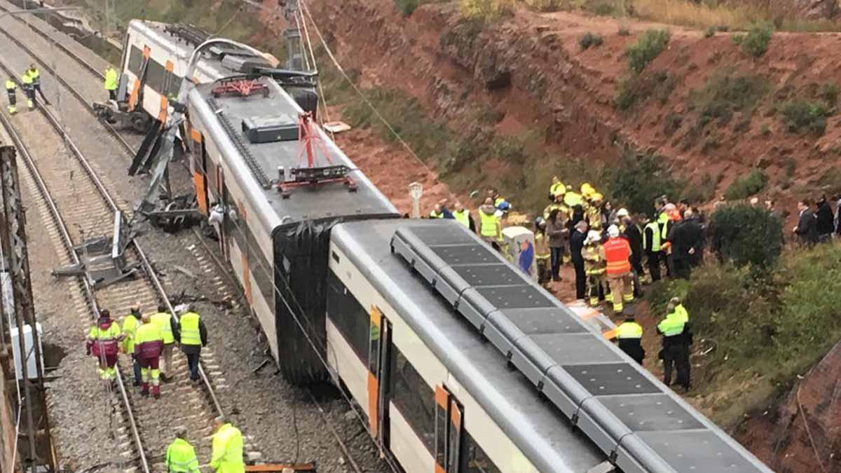 soñar que sufres un accidente de tren