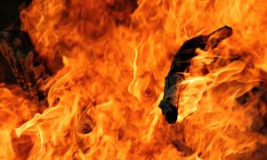 Soñar con animales prendidos en fuego