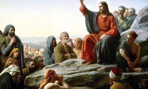 Soñar con Jesucristo sentado en el trono celestial