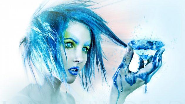 soñar con sangre azul