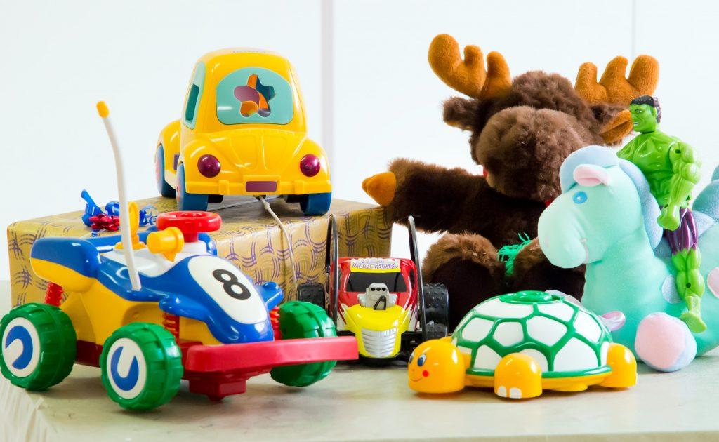 soñar con juguetes de infancia