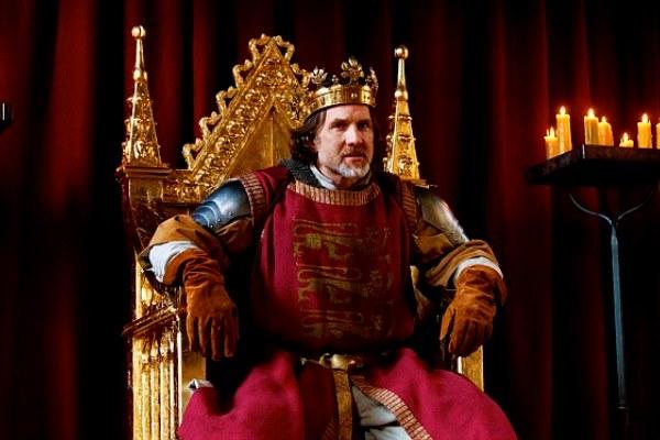 soñar con un rey imagen