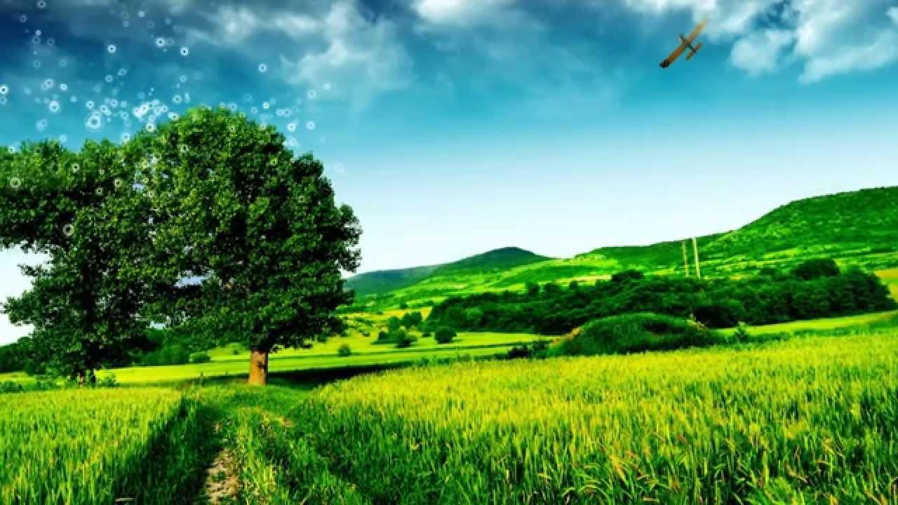 sueño recurrente paisajes