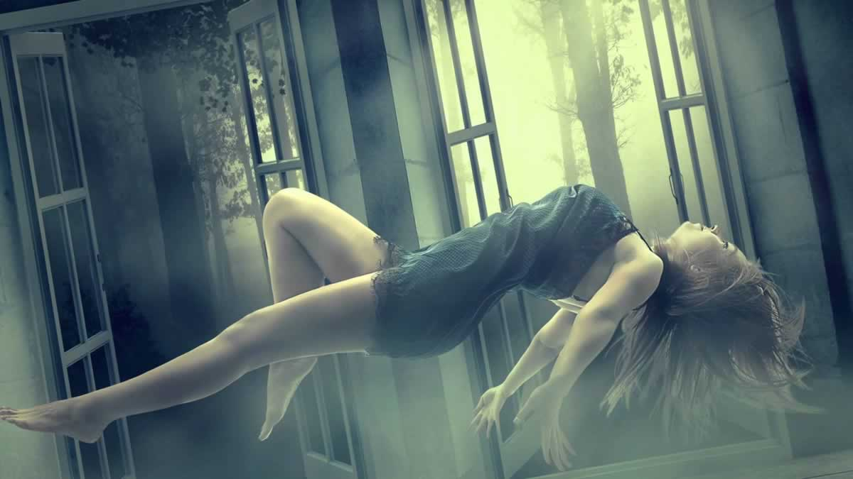 salir del cuerpo mientras duermes