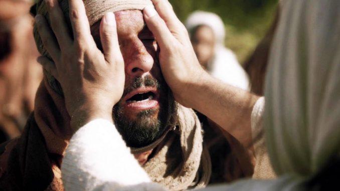 soñar con jesus sanandome