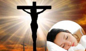 Soñar con Jesucristo sanando mi cuerpo