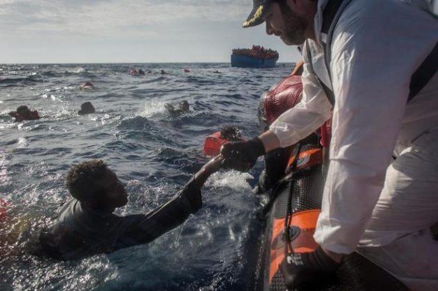 rescatado del mar imagen