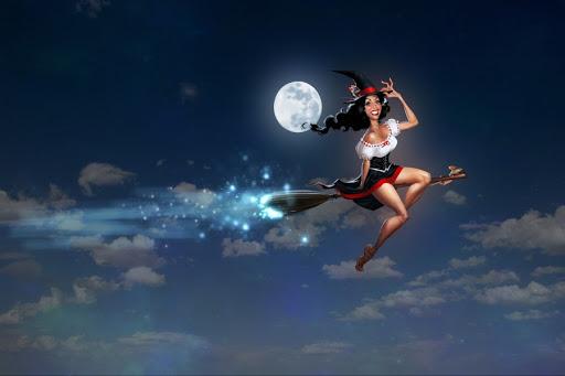 soñar que eres una bruja