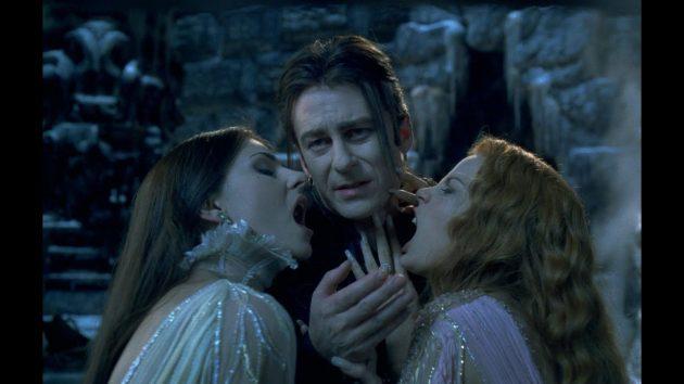 soñar con invasión de vampiros