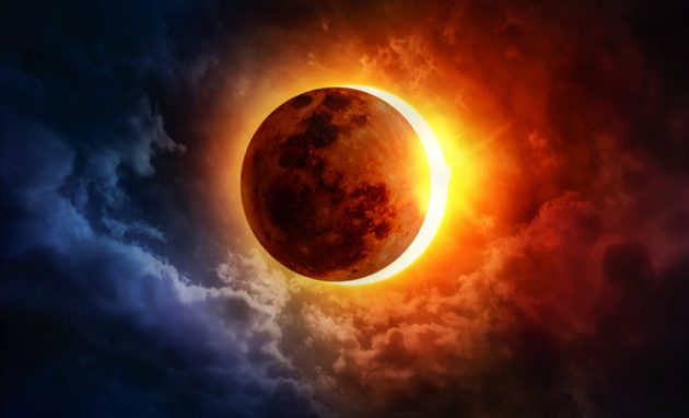 soñar con eclipse solar