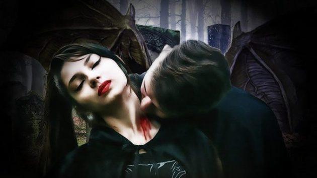 soñar que un vampiro te muerde