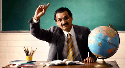 soñar que eres un profesor