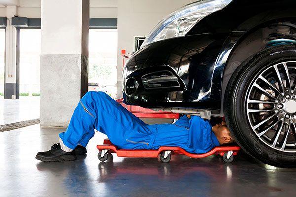 soñar que reparas un auto 1