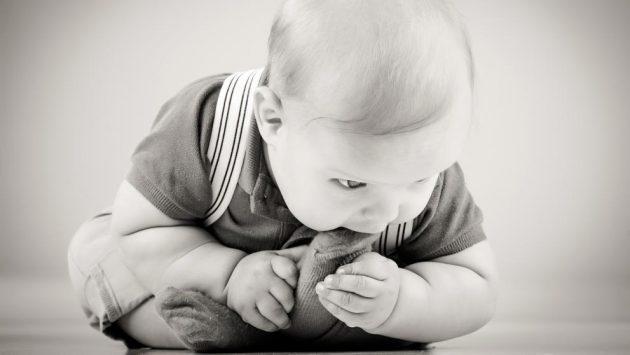 calcetines de bebe imagen