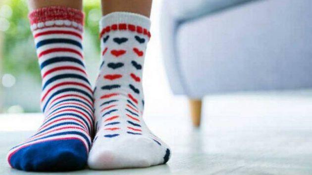 calcetines nuevos imagen