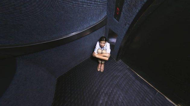 soñar en el ascensor
