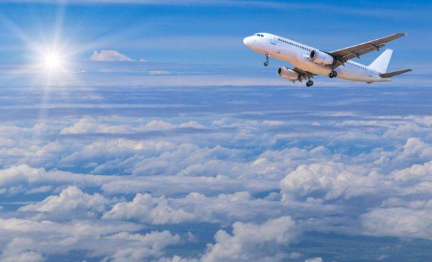 soñar con avión