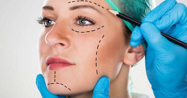 soñar con cirugía plástica en l cara