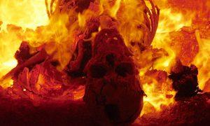 Soñar que Presencias una Cremación