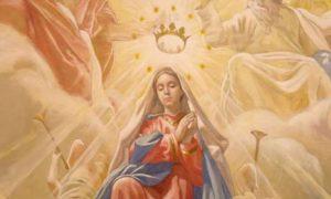 Soñar con la Santísima Virgen