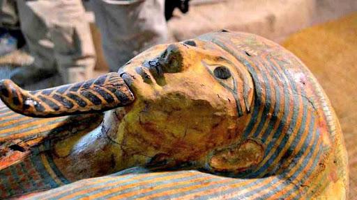 soñar con sarcofago imagen