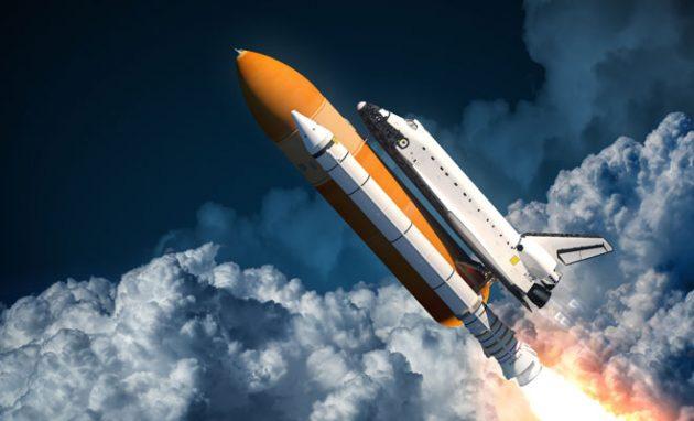 viaje al espacio imagen