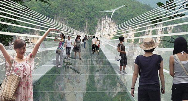 soñar con caminar sobre vidrios imagen
