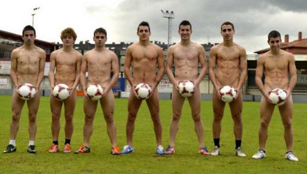 soñar con futbol desnudo imagen