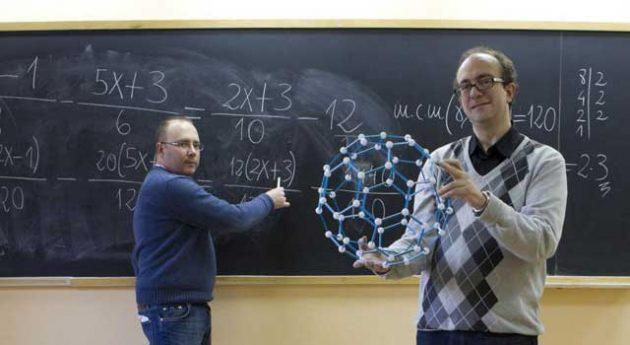 soñar con profesor matematica