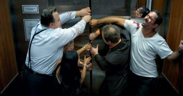 soñar estar encerrado en un ascensor