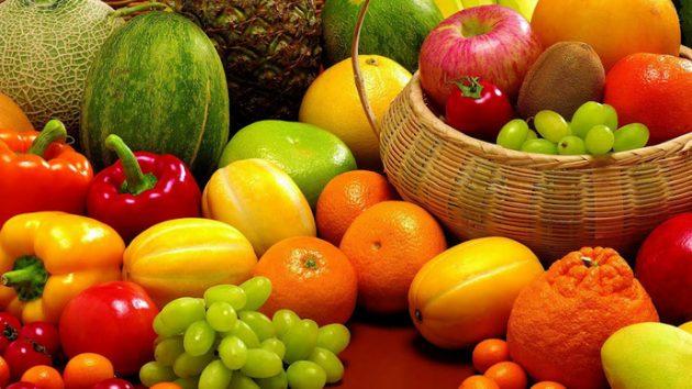 soñar con frutas varios