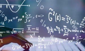 Soñar con Fórmulas Matemáticas