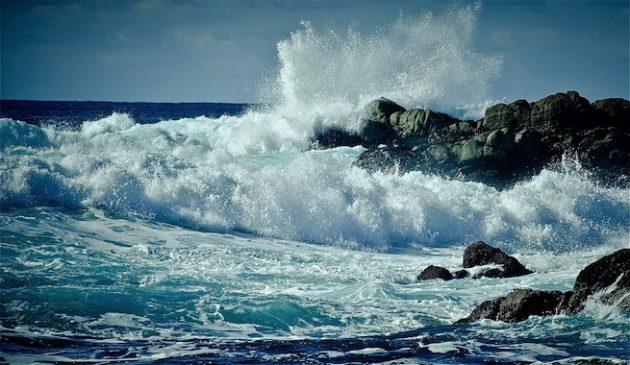 soñar con olas imagen 1