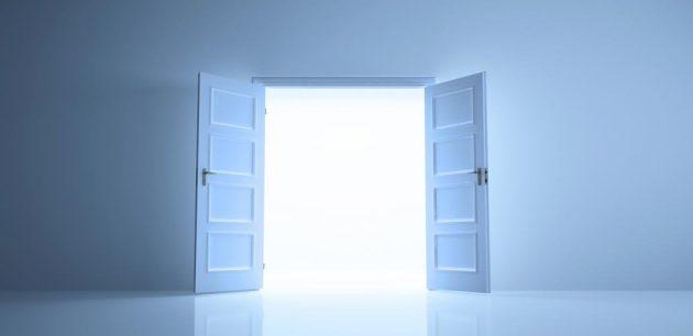 soñar con puerta abierta imagen