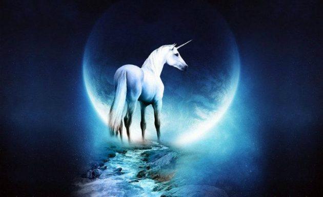 soñar con unicornio triste