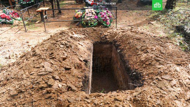 tumbas vacias imagen