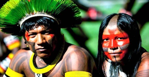 ejercito indígena