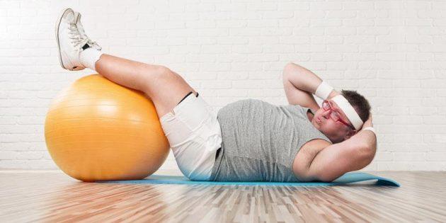 soñar con obesidad o gordura