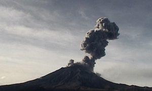 Soñar con Volcanes en Erupción