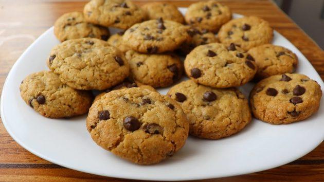 soñar con galletas de chocolate