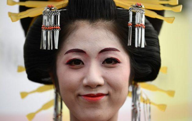 soñar con mujer japonesa