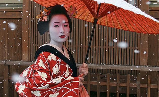 soñar con geishas imagen 2