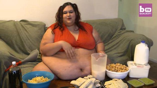 soñar ser gorda
