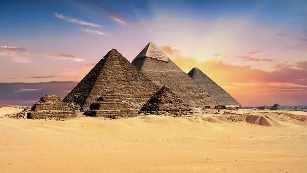 soñar con pirámides imagen 1