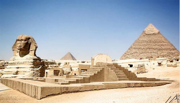 soñar con Egipto