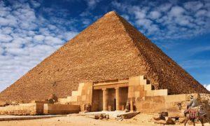 Soñar con Pirámides Egipcias
