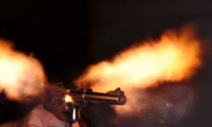 Soñar con Disparos de Arma de Fuego