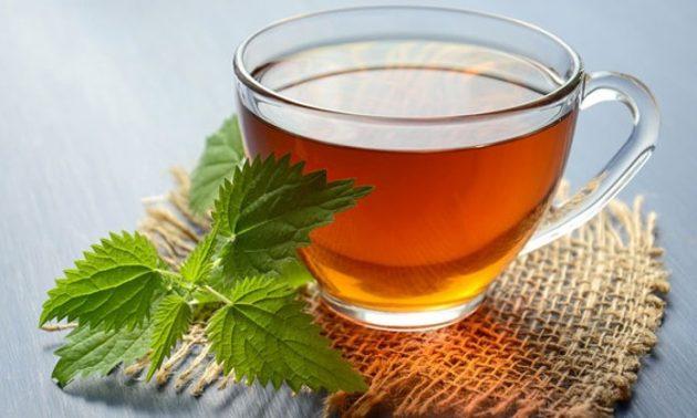 soñar preparando té
