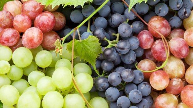 soñar con uvas verdes y negras
