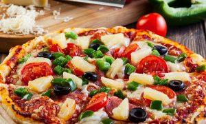 Soñar con Pizza